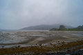 Castle Tioram at low tide Royalty Free Stock Photo