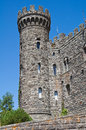 Castle of Torre Alfina. Lazio. Italy. Royalty Free Stock Photo