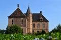 Castle Vorden. Royalty Free Stock Photo
