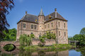 Castle of Vorden in Gelderland Royalty Free Stock Photo