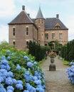 Castle Vorden Royalty Free Stock Photo