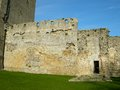Castle walls Royalty Free Stock Photos