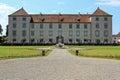 Castle Zeil scenery Royalty Free Stock Photo
