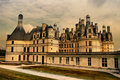 Castles of France Royalty Free Stock Photo