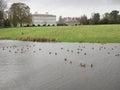 Castletown Estate, Celbridge, Kildare,Ireland Royalty Free Stock Photo