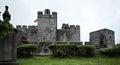 Castletown Royalty Free Stock Photo