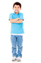 Casual boy Royalty Free Stock Photo