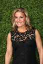 Cat cora los angeles jan arrives at the oprah winfrey network winter tca party at the langham huntington hotel on january in Stock Photography