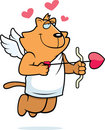 Cat Cupid Royalty Free Stock Images