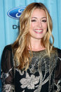 Cat deeley arriving at the american idol top party at area in los angeles ca on march Stock Image