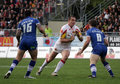 Catalans Dragons v Wigan Warriors Stock Photography