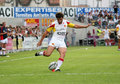 Catalans Dragons vs Wakefield Wildcats Stock Photos