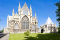 Catedral de Lincoln Imagem de Stock Royalty Free