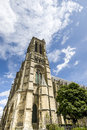 Catedral de Soissons Fotografia de Stock Royalty Free