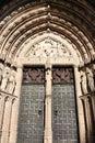 Catedral de Toledo Imágenes de archivo libres de regalías