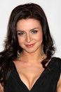 Caterina scorsone los angeles august arrive s at the abc summer press tour party at beverly hilton hotel on august in beverly Stock Photo