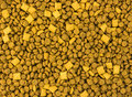 Catfood texture wonderful mix cat food Royalty Free Stock Photography