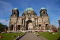 Cathédrale de Berlin Photo stock