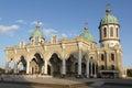 Cathedral, Addis Ababa, Ethiopia, Africa Royalty Free Stock Photo