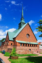Cathedral of Aland, Finland Royalty Free Stock Images