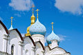 Cathedral of All Saints of the Kazan Kremlin Royalty Free Stock Photo