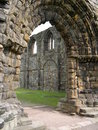 Through the Cathedral Arch Royalty Free Stock Photography