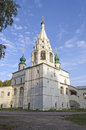 Cathedral of the archangel michael in veliky ustyug built monastery russia Royalty Free Stock Images