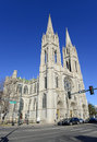The cathedral basilica of the immaculate conception denver colorado Royalty Free Stock Photo