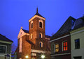 Cathedral Basilica of St. Peter and St. Paul in Kaunas. Lithuania Royalty Free Stock Photo