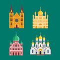 Cathedral church temple building landmark tourism world religions and famous structure traditional city