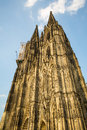 Cathedral of Cologne Royalty Free Stock Photo