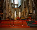 Cathedral in cologne easter stock photos photo the dom koln germany Royalty Free Stock Images