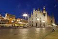 Cathedral Dome taken Milan Royalty Free Stock Photo