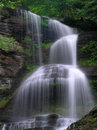 Cathedral Falls, Gauley Bridge WV #9 Royalty Free Stock Image