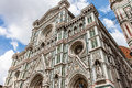 Cathedral in Florence Stock Photography