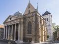 Cathedral In Geneva
