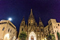 Cathedral of the Holy Cross and Saint Eulalia Barri Gothic Quarter, Barcelona, Catalonia