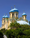 Cathedral of Holy Nikolay Royalty Free Stock Image