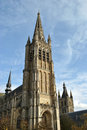 Cathedral Ieper Ypres Royalty Free Stock Images