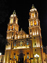 Cathedral of the Immaculate Conception in Campeche Royalty Free Stock Photo