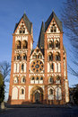 Cathedral in limburg germany an der lahn Royalty Free Stock Photo