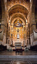 Cathedral of Monreale- Palermo-Sicily Royalty Free Stock Photography