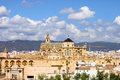 Cathedral Mosque of Cordoba Royalty Free Stock Photography