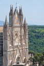 Cathedral of Orvieto. Umbria. Italy. Royalty Free Stock Photos