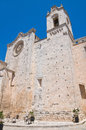Cathedral of Ostuni. Puglia. Italy. Stock Image