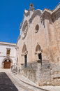 Cathedral of Ostuni. Puglia. Italy. Stock Images