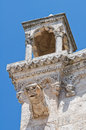 Cathedral of Ostuni. Puglia. Italy. Stock Photos