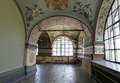 Cathedral of our lady of smolensk novodevichiy convent the inside new maiden s moscow russia Stock Photos
