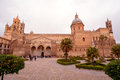 Cathedral, Palermo Royalty Free Stock Images
