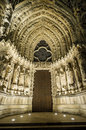 Cathedral of Reims Stock Photos